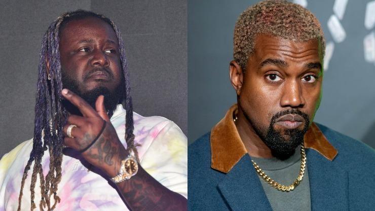 T-Pain Recalls When Kanye West Stole His Bar