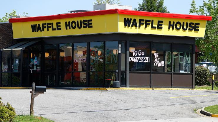 Waffle House Cook Obliterates Unruly Patron In Now Viral Video