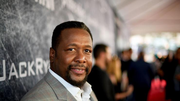 """Wendell Pierce Honors """"Wire"""" Co-Star Michael K. Williams"""