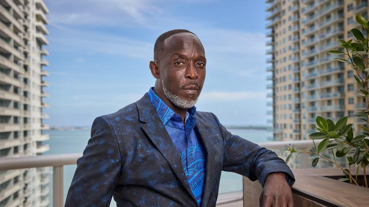 """Michael K. Williams Completed Most Of Vice """"Black Market"""" Season 2"""
