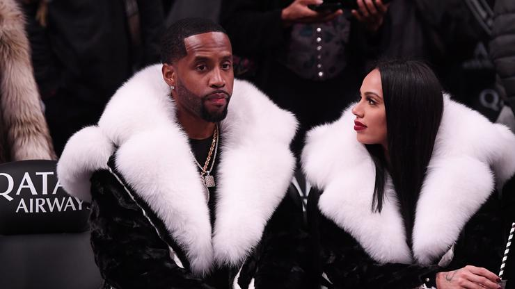 Erica Mena Shuts Down Rumor That She Tried To Keep Safaree Out Of The Delivery Room