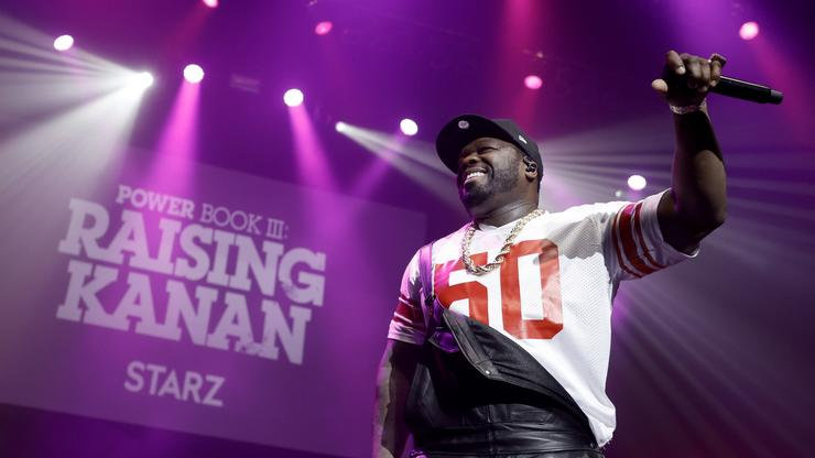 """50 Cent Unashamedly Continues To Use Michael K. Williams' Death To Promote """"Raising Kanan"""""""