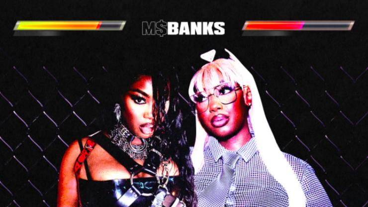 """Ms Banks Comes Through With """"Go Low"""""""