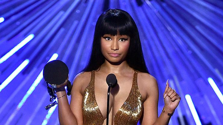 Nicki Minaj Is Singing Her Heart Out In New Music Preview