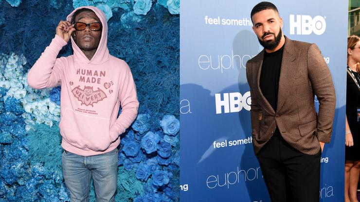 """Lil Uzi Vert Previews Drake Collab From """"Pink Tape"""""""