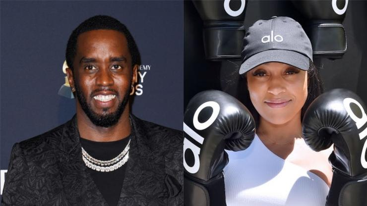 Diddy & Joie Chavis Kiss On A Yacht: Twitter Reacts