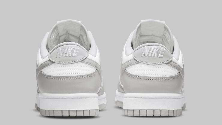 """Nike Dunk Low """"Grey Fog"""" Release Date Revealed: Photos"""