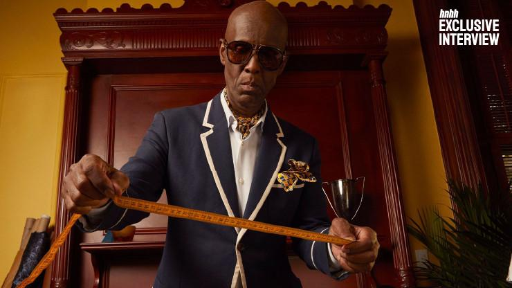Dapper Dan Talks Mike Tyson Fight In His Store, Getting Raided In The '90s Because Of Fendi & More