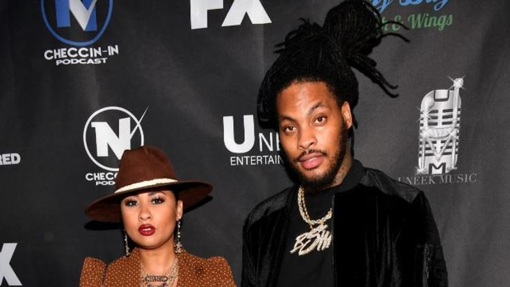 Waka Flocka Dodges Question About Marriage To Tammy Rivera