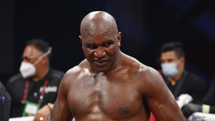 """Evander Holyfield Fight Labeled A """"Disgrace"""" By Fellow Fighters"""