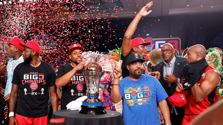 Ice Cube Reveals Plans For A 3-On-3 World Cup