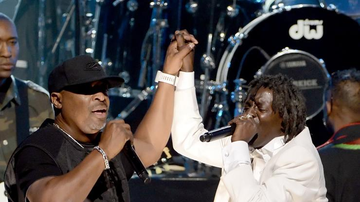 Chuck D & Flavor Flav Are Feuding Over A Reunion Tour, New Music