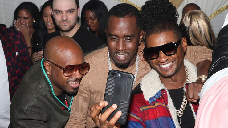 """Usher Talks Diddy's """"Verzuz"""" Remarks About Jermaine Dupri, Wants To See T.I. & 50 Cent"""