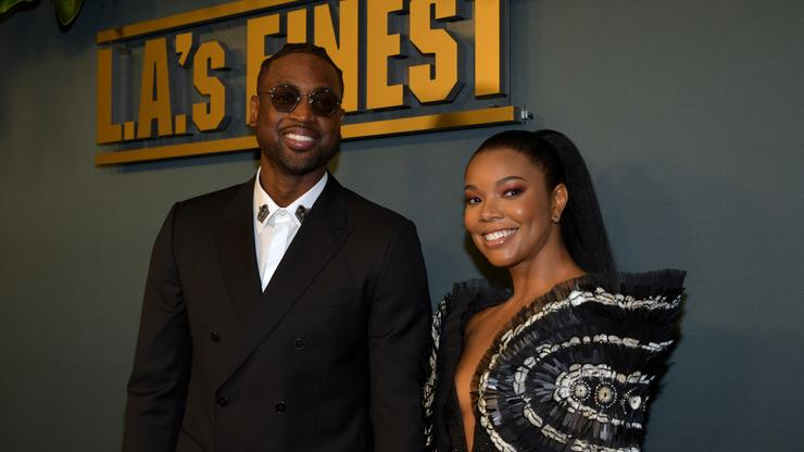 """Gabrielle Union Was """"Devastated"""" When Dwyane Wade Fathered A Baby With Another Woman"""