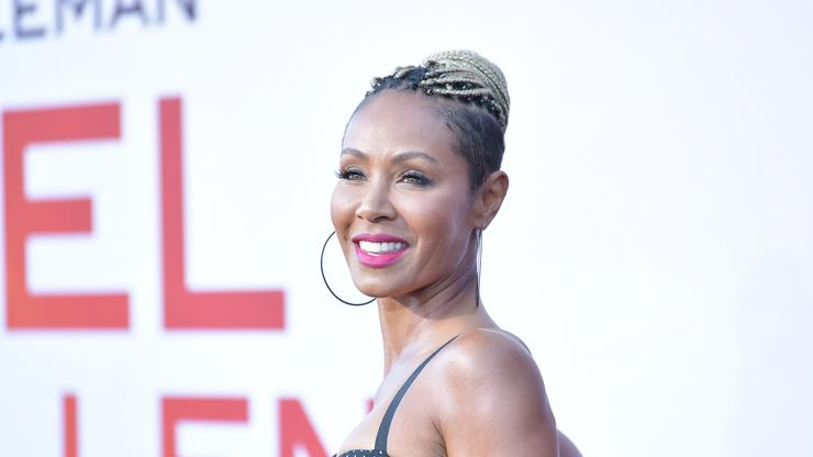 """Jada Pinkett-Smith Opens Up About """"Rough"""" Wig She Had To Wear For """"The Nutty Professor"""""""