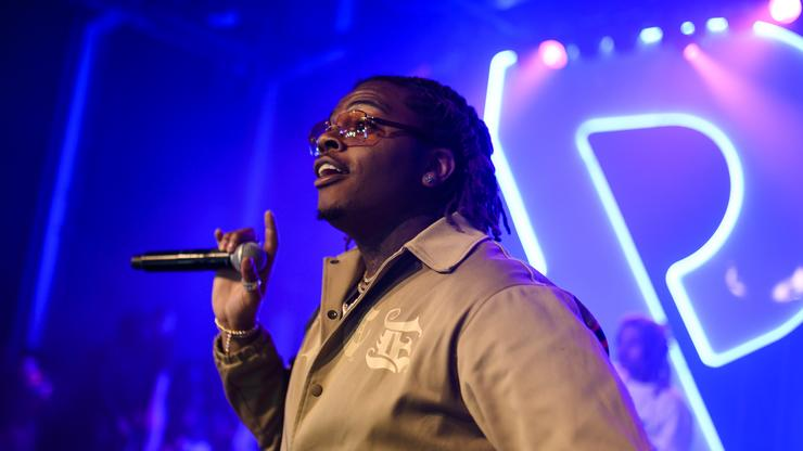 Gunna Gets His Own Day In Georgia, Fans Tease Him About His Outfit