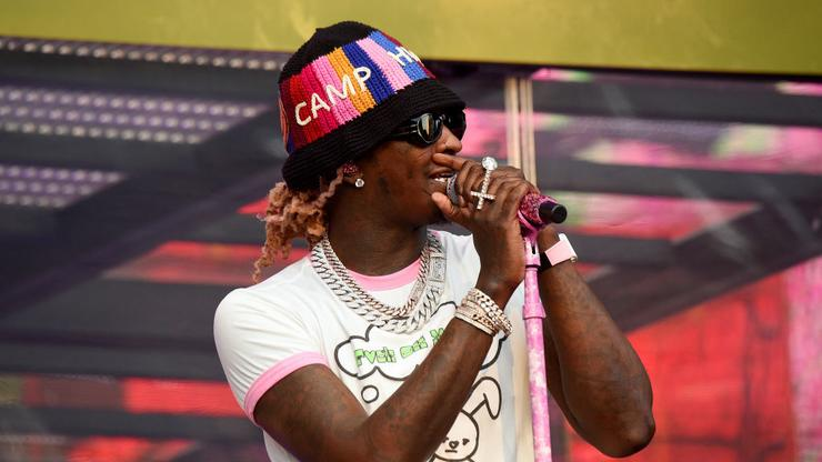 """Young Thug Confirms """"Punk"""" Release Date"""