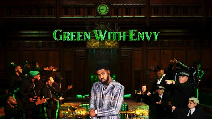 """Tion Wayne Delivers Debut Album """"Green With Envy"""""""