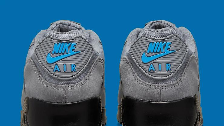 Nike Air Max 90 Receives Grey & Blue Offering For The Fall