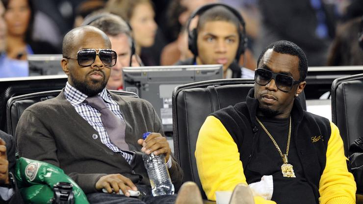 Diddy & Jermaine Dupri Get Into Heated Exchange On Livestream As They Debate Catalogs