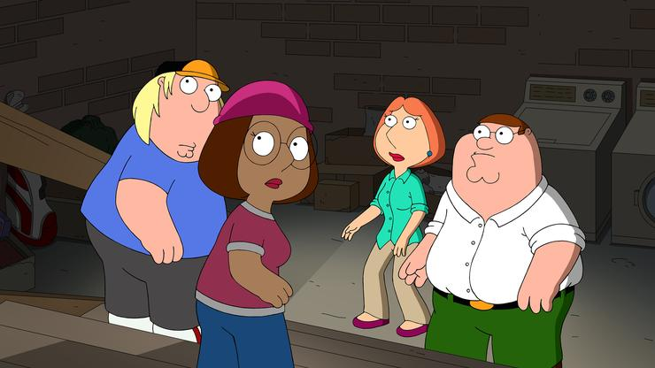"""First 19 Seasons Of """"Family Guy"""" Leaving Adult Swim In Favour Of FXX"""