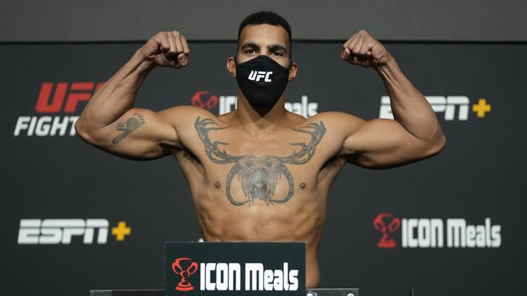 Devin Clark Gives An Update After Horrific Teeth Injury During UFC Fight