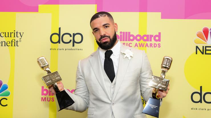 """Drake's """"Certified Lover Boy"""" Remains At #1 On Billboard Top 200"""