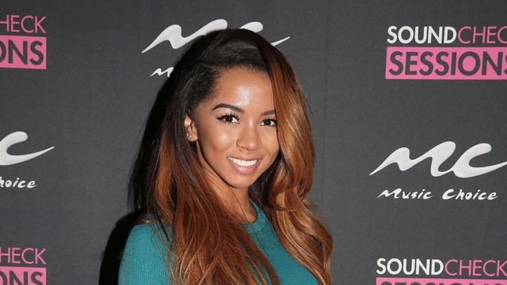 """Brittany Renner Warns """"Hide Your Sons"""" At Carolina Panthers Game"""