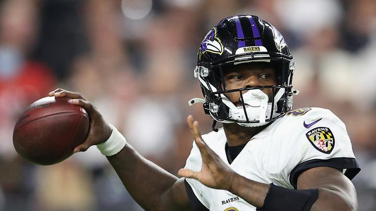 Lamar Jackson Reacts To Finally Defeating The Chiefs