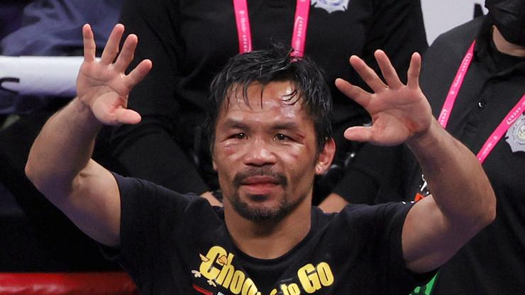 Manny Pacquiao Reveals Boxing Plans Amid Presidential Campaign