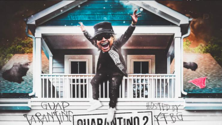 """Guap Tarantino & Lil Uzi Vert Link Up For """"Of Course"""""""