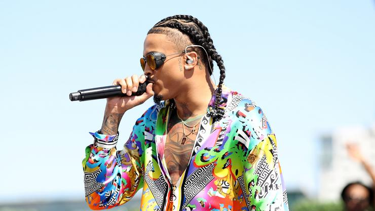 August Alsina Hints At Retirement While Previewing New Music On IG