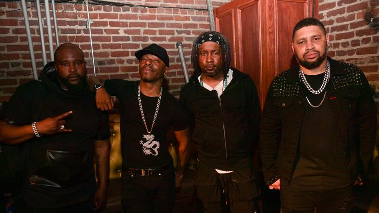 """Dru Hill Wants All The """"Verzuz"""" Smoke & Name Groups They Want To Go Against"""