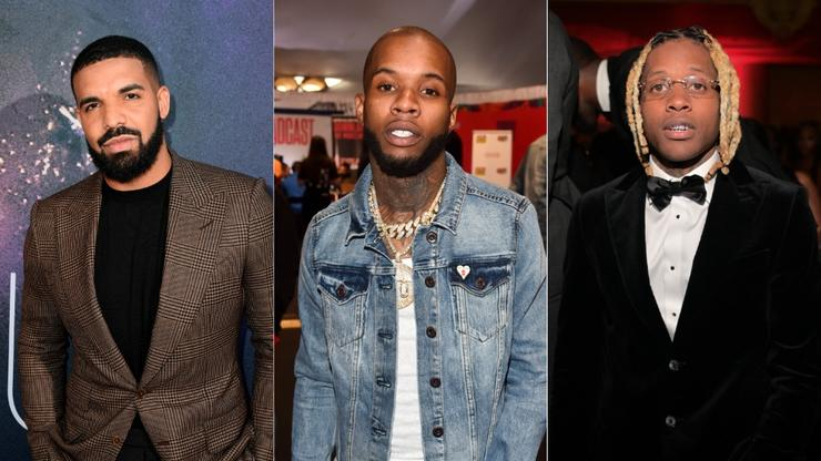 """Drake Says He """"Smoked"""" Tory Lanez In B-Ball, Lil Durk Chimes In"""