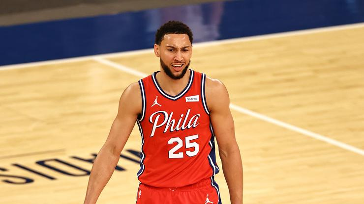 Ben Simmons Roasted On Twitter After He Tries To Force Way Out Of Philadelphia