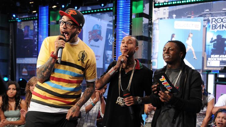 Travie McCoy Opens Up About Tyga Giving Lil Wayne Credit For Discovering Him