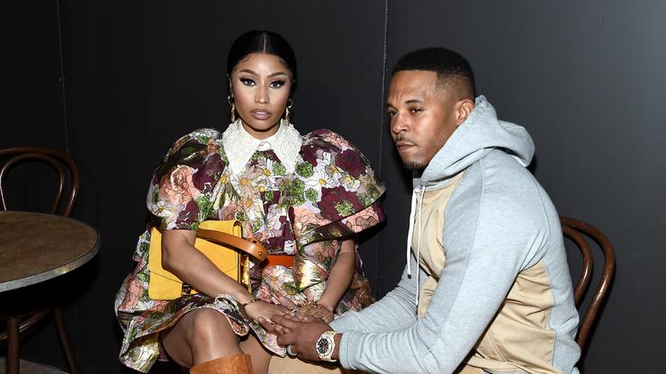 Nicki Minaj Looks Unbothered After Kenneth Petty's Rape Accuser Appears On TV