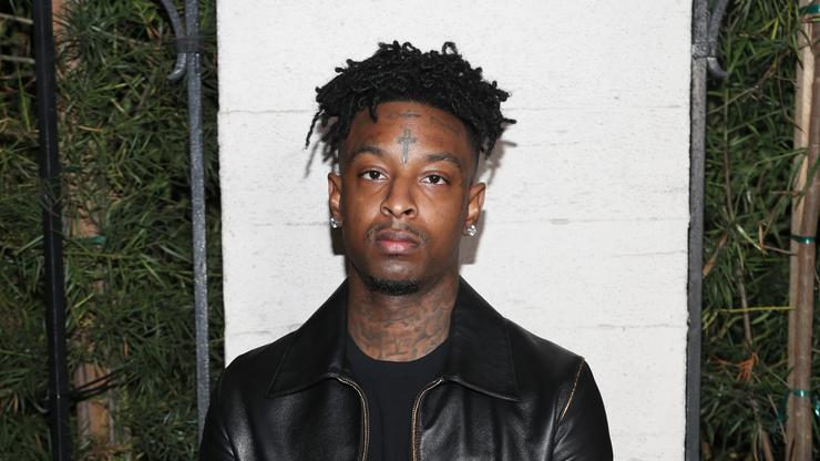 21 Savage Turned Himself In On Drugs & Weapons Charges Related To His 2019 ICE Arrest