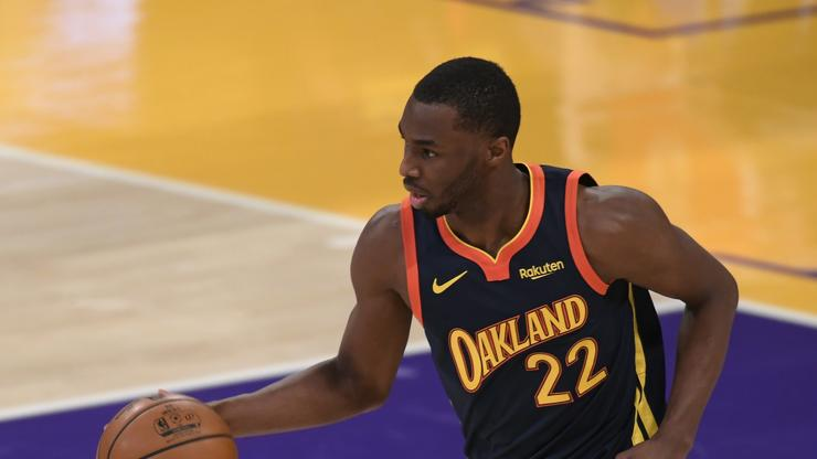 San Francisco Takes Hard Stance Against Andrew Wiggins' Vaccination Status