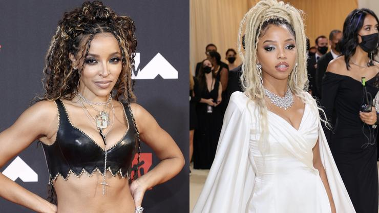 Chloe Bailey Drops Hot New Instagram Photos, Tinashe Appears To Be Unimpressed