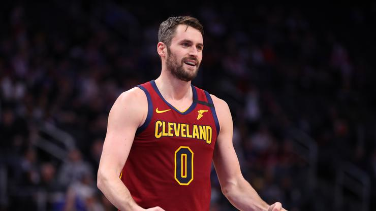 """Kevin Love Responds To Jerry Colangelo's Criticism: """"F*ck Him"""""""