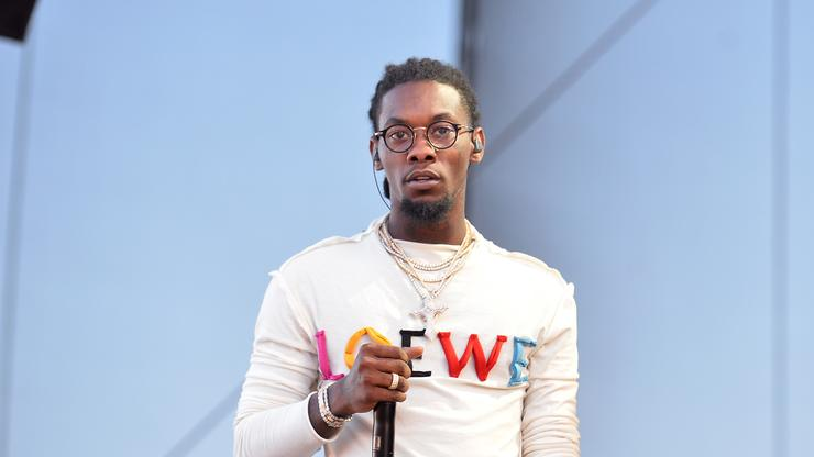Offset Contributes To Help Cover Anthony Johnson's Funeral Costs