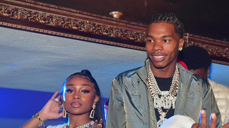 Lil Baby & His First BM Offer Heartfelt Birthday Wishes To Jayda Cheaves