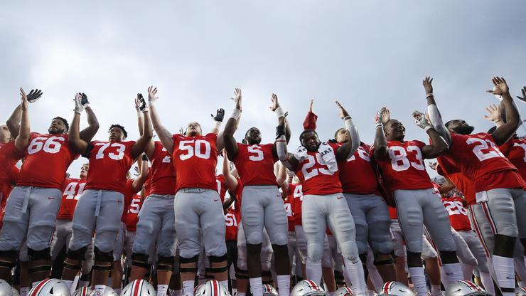 """OSU Linebacker K'Vaughan Pope Storms Off Field & Tweets """"F*cc Ohio State"""""""