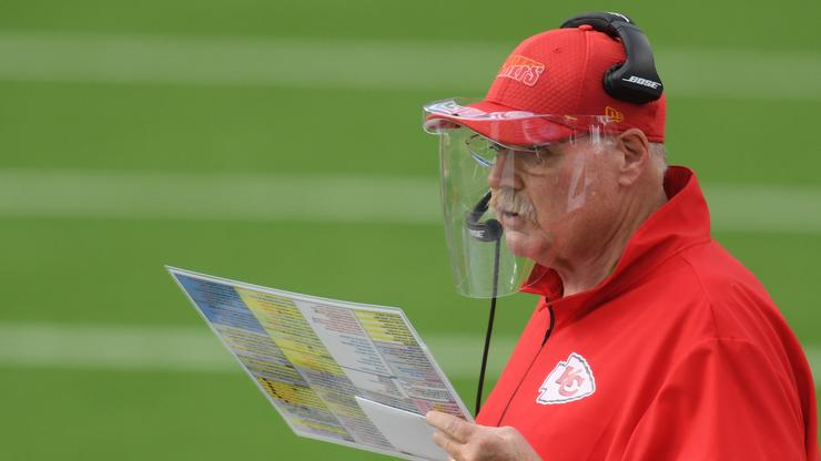 """Andy Reid In """"Stable Condition"""" After Rushing To Hospital From Chiefs Game"""