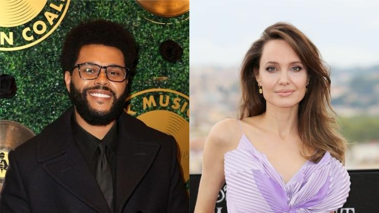 The Weeknd & Angelina Jolie Spotted On Another Date: Twitter Reacts