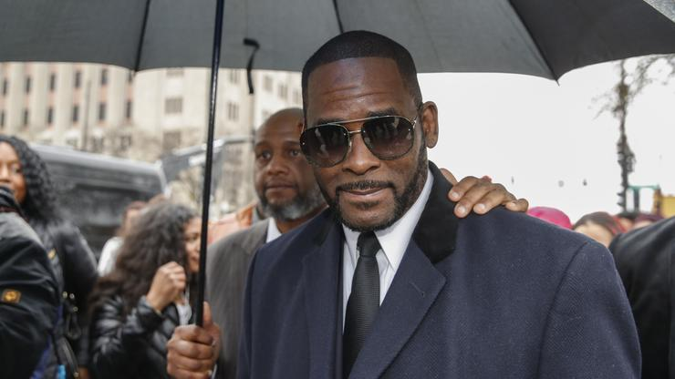 R. Kelly Found Guilty In Sex Trafficking & Racketeering Case