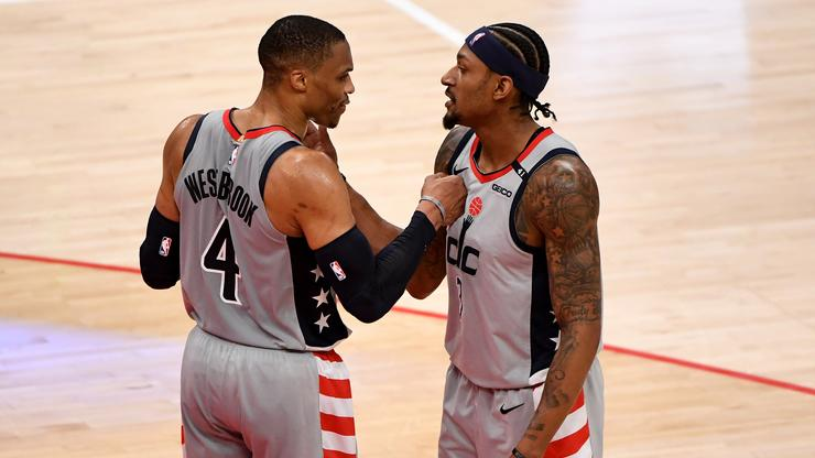 Russell Westbrook Reportedly Wanted Bradley Beal To Ask Out Of Washington