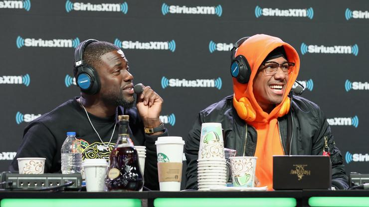 Nick Cannon Pranks Kevin Hart, Puts His Photo On His Friend's Private Jet