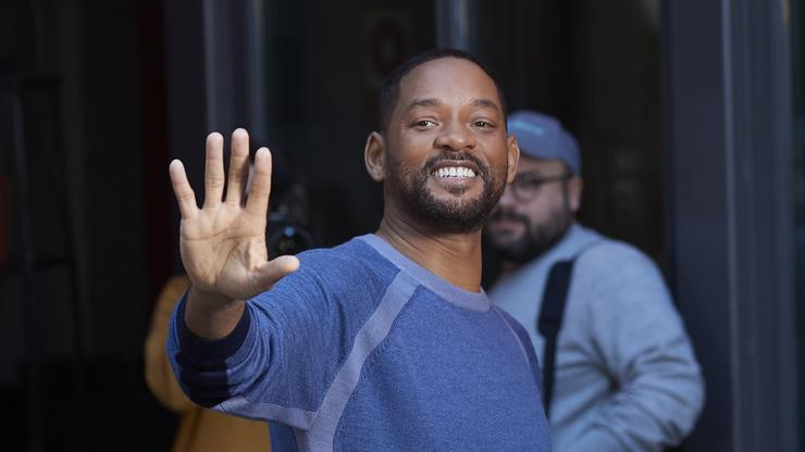 """Will Smith Has Avoided Slave Films But Shares Difference Between """"Emancipation"""" & """"Django"""""""